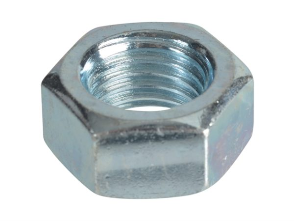 Hexagonal Nuts & Washers ZP M20 Forge Pack 2