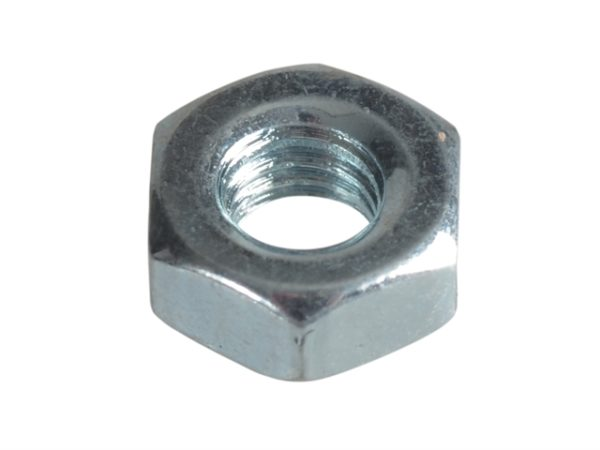 Hexagonal Nuts & Washers ZP M3 Forge Pack 60