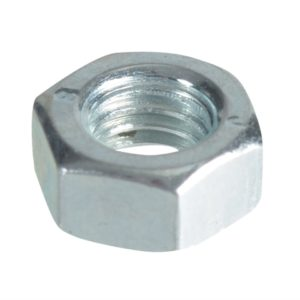 Hexagonal Nuts & Washers ZP M5 Forge Pack 40