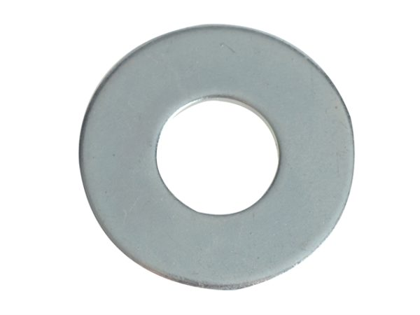 Flat Penny Washer ZP M10 x 25mm ForgePack 20