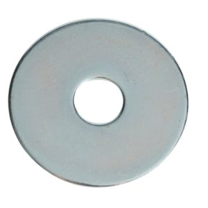 Flat Repair Washers ZP M10 x 40mm ForgePack 6