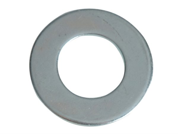 Flat Penny Washers ZP M12 x 25mm ForgePack 20