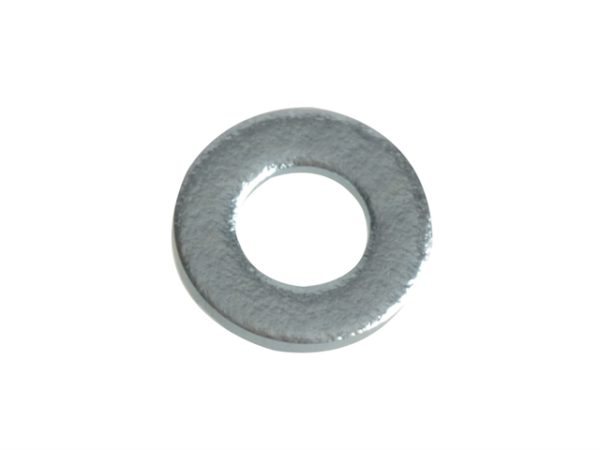 Flat Washers DIN125 ZP M4 ForgePack 100