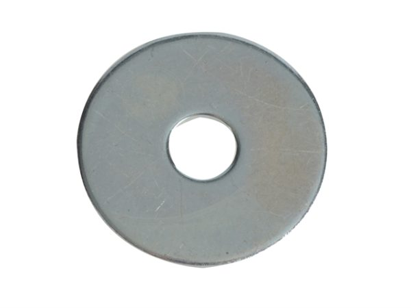Flat Penny Washers ZP M6 x 25mm ForgePack 20