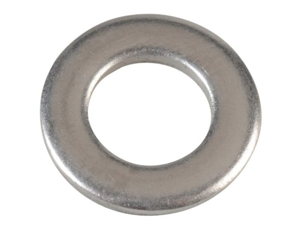 Flat Washers DIN125 A2 Stainless Steel M6 ForgePack 60