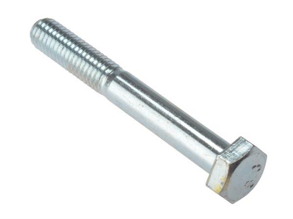 High Tensile Bolt 8.8 Grade Steel ZP M10 x 140mm Bag 10