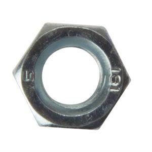 Hexagon Nut ZP M10 Bag 50