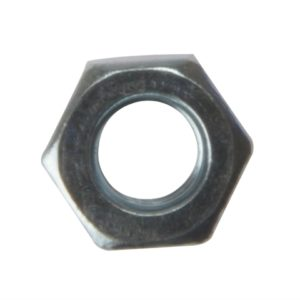 Hexagon Nut ZP M4 Bag 100