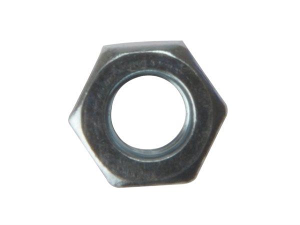Hexagon Nut ZP M6 Bag 100