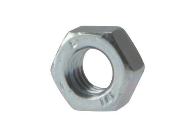 Hexagon Nut ZP M3 Bag 100