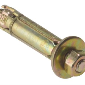 Masonry Anchor Bolt Projecting ZYP M6 x 60mm Bag 10