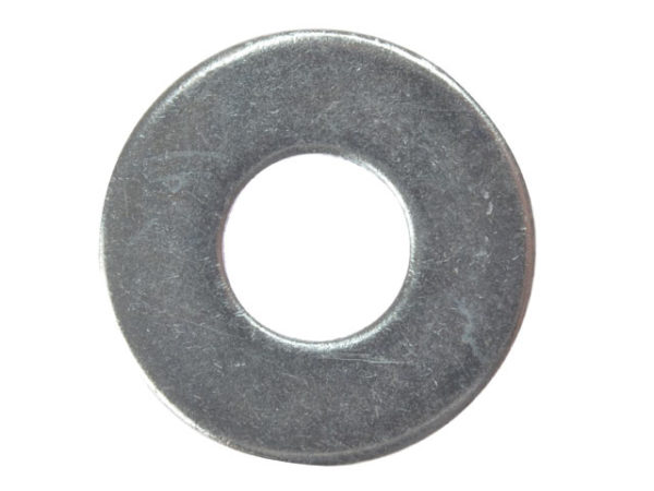 Flat Penny Washer ZP M6 x 25mm Bag 10