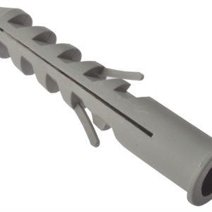 Nylon Wall Plug Rimmed M14 x 75mm Bag 25