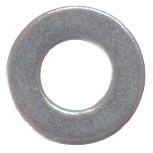 Flat Washer Form B ZP M4 Bag 100