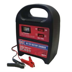 Vehicle Battery Charger 9-112ah 8 amp 240V