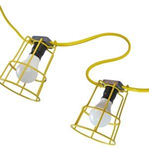 Festoon Lights 10 ES Bulbs 110V 22m