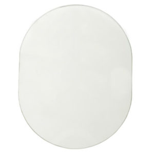 Replacement Oval Flood Light Lens