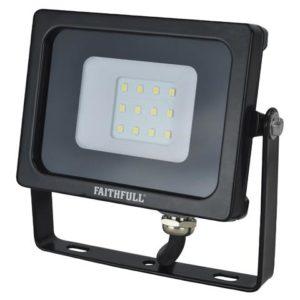 SMD LED Wall Mounted Floodlight 10W 800 Lumen 240V