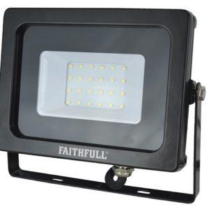 SMD LED Wall Mounted Floodlight 20W 1600 Lumens 240V