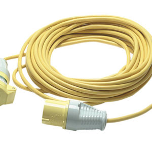 Trailing Lead 14m 1750W 16 amp 1.5mm Cable 110V