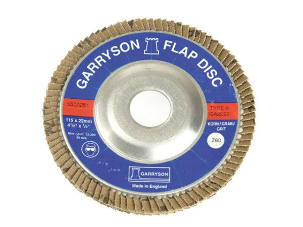 DIY Zirconium Flap Disc 100 x 16mm - 40 grit Coarse