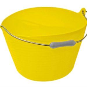 Flexible Tub Bucket 22 litre