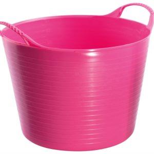 Gorilla Tub® 14 litre Small - Pink