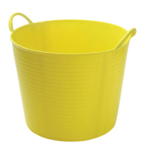 Gorilla Tub® Medium 26 litre - Yellow