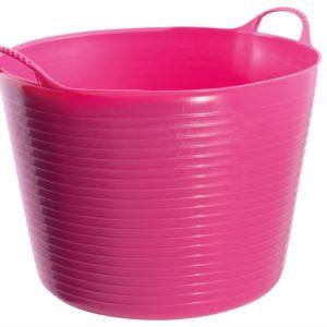 Gorilla Tub® 38 litre Large - Pink