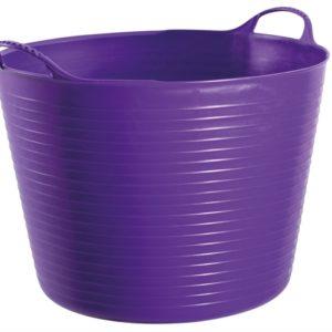 Gorilla Tub® 38 litre Large - Purple