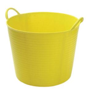 Gorilla Tub® 75 litre Extra Large - Yellow