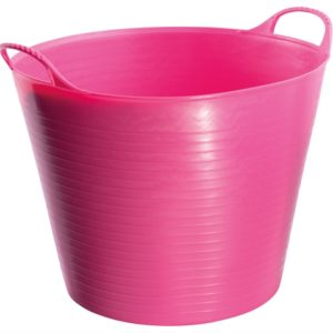 Gorilla Tub® 26 litre Medium - Pink