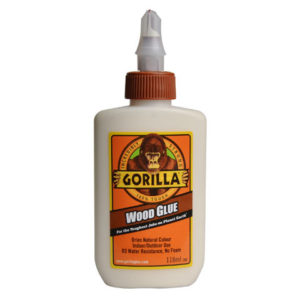 Gorilla PVA Wood Glue 118ml