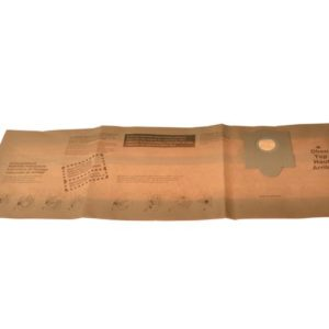 Paper Dust Bag for QB35E (Single)