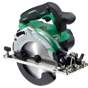 C3606DA/JRZ Brushless Circular Saw 165mm 18/36V 2 x 5.0/2.5Ah Li-ion