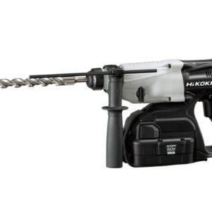 DH24DVC SDS Plus Hammer Drill 3-Mode 24V 2 x 2.0Ah NiMH
