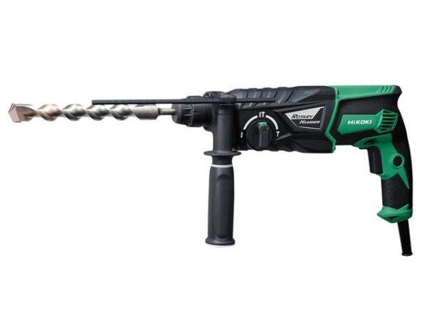 DH26PX/J1 SDS Plus 3-Mode Rotary Hammer 830W 240V