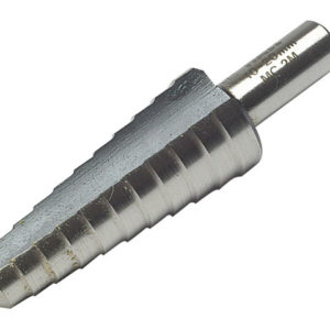 MC 1M High Speed Steel Step Drill 4-12mm