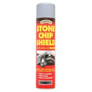 Stonechip Shield Black Aerosol 600ml