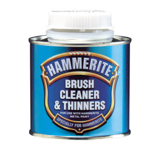 Thinner & Brush Cleaner 250ml