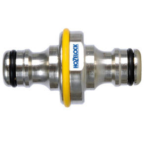 2044 Pro Metal Double Male Connector 12.5mm (1/2in)