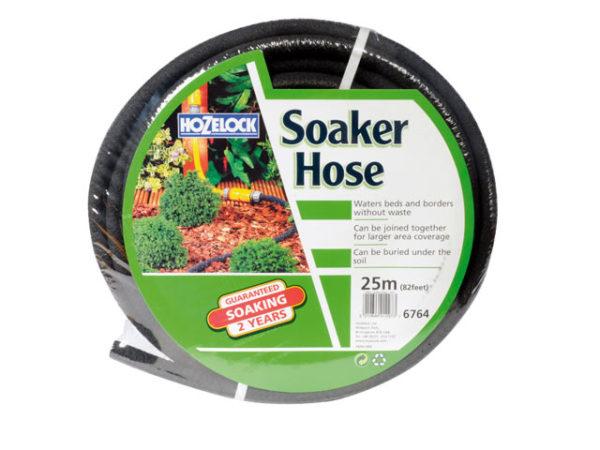 Porous Soaker Hose 25m 12.5mm (1/2in) Diameter