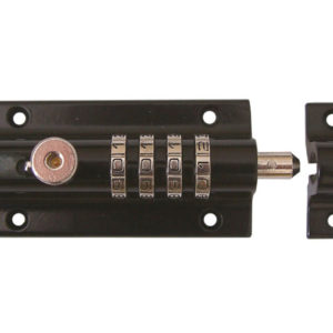 Combi 4 Re-Codeable Locking Bolt 120mm - Blue