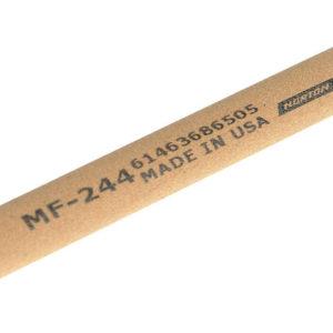 MF244 Round File 100 x 12mm - Medium
