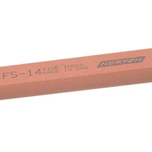 MS14 Round Edge Slipstone 100 x 25 x 11 x 5mm - Medium