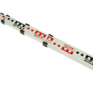 5 Section Aluminium Grade Rod 5m