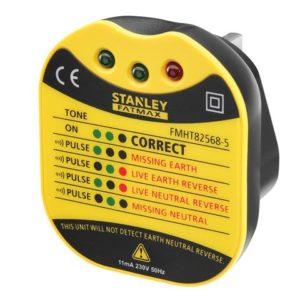 FatMax® UK Wall Plug Tester
