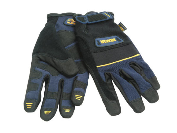 General Purpose Construction Gloves - Large