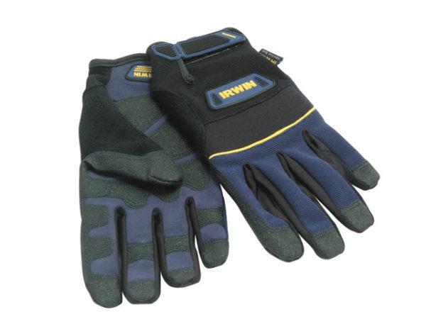 Heavy-Duty Jobsite Gloves - Large
