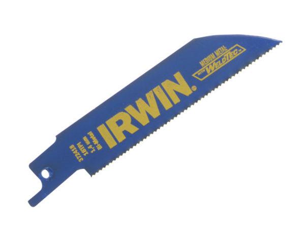418R 100mm Sabre Saw Blade Metal Cutting Pack of 5